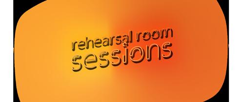 rehearsal room sessions 🎵 Logo